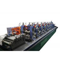 Adjustable Pipe Roll Forming Machine Rectangle Round Square Oval Shape Support Manufactures
