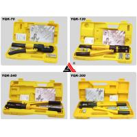 YQK-70 Hydraulic Cable Lug Crimping Tool With Automatis Safety Set For Crimping for sale