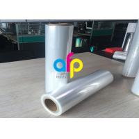Quality Soft Polyolefin Shrink Wrap Film , Transparent Polyolefin Heat Shrink Film for sale