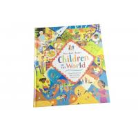 China Offset Hardcover Book Printing , Children'S Picture Books A4 / A5 / A6 Size on sale