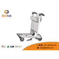 China Convenient Airport Luggage Carts Flexible Agility Use For Baggage Transport on sale