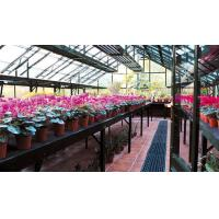 4*8ft close to a wall aluminum greenhouse Manufactures