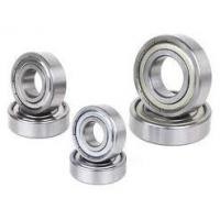 618 ISO Low Vibration Deep Groove Ball Bearings With Steel Cage Manufactures