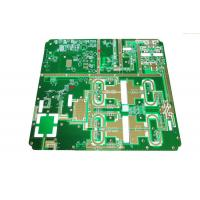 High Frequency PCB Quick Turn Service Rogers 4003 Material Pcb Supplier Manufactures
