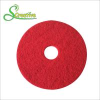 Popular Commercial Floor Scrubber Pads , Heavy Duty Cleaning Floor Maintenance Pads Manufactures