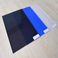 Cast acrylic sheets from 100% virgin monomer with excellent life expectancy Manufactures