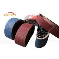 Automotive Industry Glass Sanding Belt 200 X 1520 Mm Lightweight Silicon Carbide Manufactures