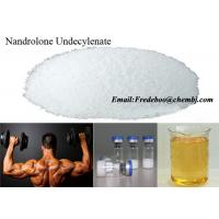 Body Building Steroid Hormones Powder Nandrolone Undecylate CAS 862-89-5 Manufactures