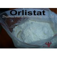 Orlistat White Powder Weight Loss Steroids CAS 96829-58-2 With GMP Standard Manufactures