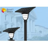 China All In One Outdoor Solar Garden Lights With Mono Crystalline Silicon Material on sale