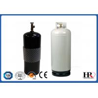 China HP325 Steel 100lb Lpg Gas Tank / 1255mm Height Propane Gas Bottle on sale