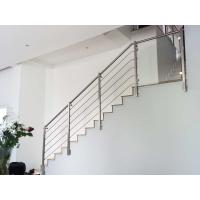 SS 316 Cable Wire Deck Railing Stainless Steel Wire Rope Railings Home Decoration Manufactures