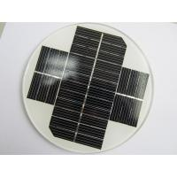 5W Round Solar Panel for Garden Light (SGR-5W) Manufactures