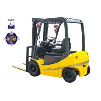 AC Powered Explosion Proof Forklift 1980mm Turning Radius With Anti - Friction Brake