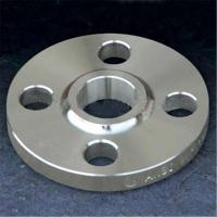 High Strength Gr4 Titanium Flanges Used In Cars With Customized Manufactures