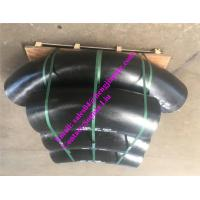 Buy cheap 3D 90deg & 45deg elbow  Carbon Steel ASTM API 5L Gr.B from wholesalers