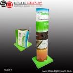 pos display retail corrugated paper pop display standee Manufactures