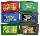 Sell All Famous Gameboy Advance : Gba Games Manufactures