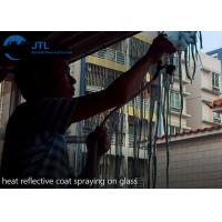 Transparent Glass Heat Reflective Paint Roof Silicone Coating Thermal Insulation Manufactures