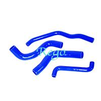 China FORD FALCON EF EL 6CYL 4.0 94-98 Silicone Hose Kits , Flexible Rubber Radiator Hose Pipe on sale