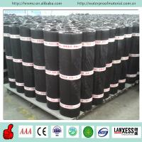 Quality High performance ISO SBS modified bitumen waterproof membrane for sale