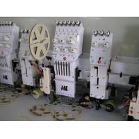 Ght 615 Series Flat Embroidery Machine Manufactures
