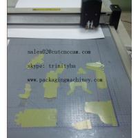 PVC flatbed cutting table sample maker