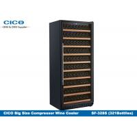 Freestanding Wine Enthusiast Built In Wine Cooler Digital Temp Control Manufactures