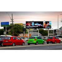 China Full Color Waterproof Led Billboard Advertising , Outdoor Led Video Wall 110V / 60HZ on sale