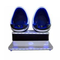 Virtual Reality Movies Classic VR Egg Cinema / 5 Effects Owatch VR Chair Machine Manufactures