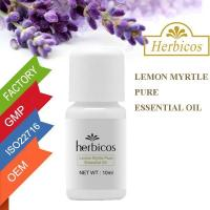 Lemon Myrtle Pure Essential Oil / Body Massage Oil For Women 10ml