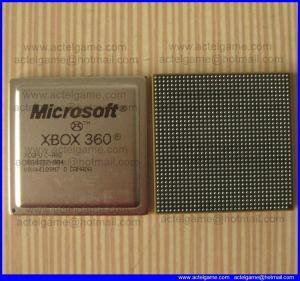 Xbox360 Slim XCGPU X818337-004 Xbox360 repair parts Manufactures