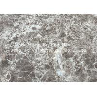 Realistic Stone Effect Decorative Door Film Thermal Transfer Foil For UV Boards Manufactures