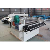 Professional Cut To Length And Slitting Line  Adjustable Speed 20 - 100 M / Min Manufactures