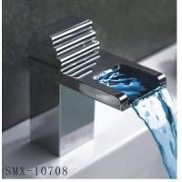 Waterfall Basin Mixer (SMX-10708) Manufactures