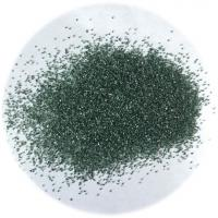 China Green Silicon Carbide grits for abrasive and refractory on sale
