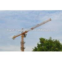 EMK60-8 tower crane (8 tons tower crane) Language Option  French Manufactures