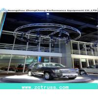Exhibition Aluminum Lighting Horizontal Circle Truss For Sale Manufactures