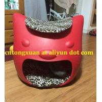 Quality Plastic Dog House/ Cat Bed/ Pet House Bed for sale