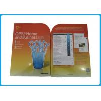 China 100% original microsoft office home and business 2010 product key Sticker label on sale