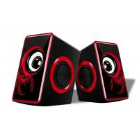 Home Office 2.0 PC Speakers For Computer Light Weight Small Size SP2030 Manufactures