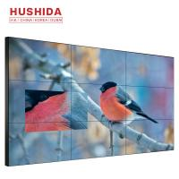 China 1920*1080 Resolution Video Wall Display Monitors 3.5mm 49 Inch Anti Glare Surface on sale