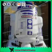 China Star War Event Inflatable R2-D2 Custom Inflatable Robot BB8 on sale