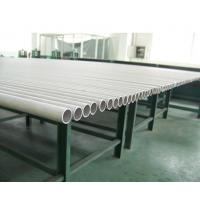 Seamless Stainless Steel Pipe,JIS G3459 SUS304, SUS316 , SUS321, Bevel End, 6m/pc, Ply-Wooden Case.