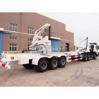 37 Tons Container Side Lifter Sidelifter Trailer TITAN brand Manufactures