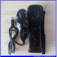 Quality Wii Remote Controller and Nunchunk Wii game accessory for sale