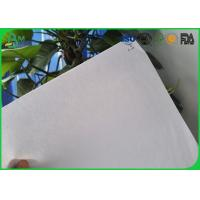 White Virgin Uncoated Offset Paper Reels 60gsm 80gsm 100gsm For Handwriting Manufactures