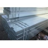 Non-alloy Square Tube Galvanised Seamless Steel Pipe Thermal expansion , ASTM A106 Steel Pipe Manufactures