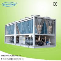 Air To Water Heat Pump Air Cooled Water Chiller Unit 379 KW - 675 KW Manufactures