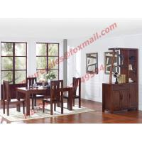 Rectangular Table made by Solid Wooden in Dining Room Set Manufactures